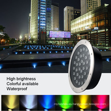 Impermeable subterráneo LED enterrado luz