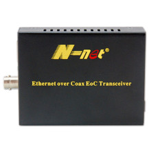 Fast Ethernet via Coax Network