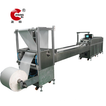 Jeringa semiautomática Blister Packaging Machine