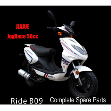 Jiajue Ride B09 Scooter Teile komplette Scooter Teile