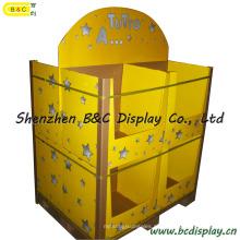 Empacotar as prateleiras de suporte / estante unibody / impressão de pacotes (B & C-C023)