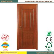 Puerta de madera de cerezo puerta madera marco puerta de madera decoración