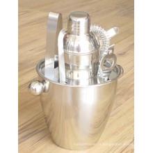 Conjunto de coqueteleira de aço inoxidável (CL1Z-I001)