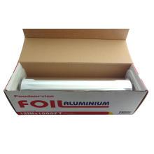 Folha de alumínio (A8011 e O)