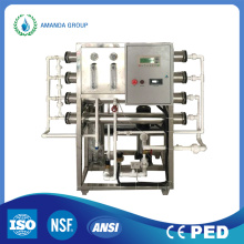 Reverse Osmosis Water Treatment Machine System