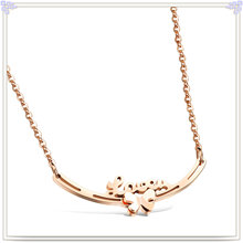 Stainless Steel Jewelry Fashion Pendant Necklace (NK1027)