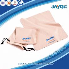 100% Polyester Microfibre Lens Cleaning Cloth