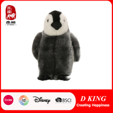 Standing Simulation Soft Stuffed Toy Animal Plush Penguin