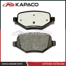 Brake Pad Set for Ford Explorer Flex D1377 8A8Z-2200-A
