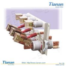 Interruptor de aislamiento de alta tensión CA de la serie GN25-12