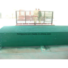 Pultrudierte Fiberglasgitter als Abdeckung oder Plattform oder Pflaster