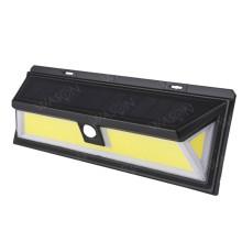 COB Sensor de movimiento brillante Luz exterior para jardín