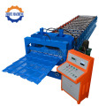 Langkah Tile Roofing Roll Forming Machines