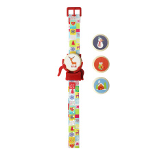 Factory Supply Silicone kids watches cartoon