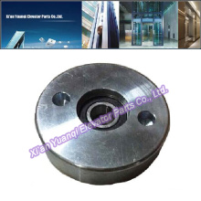 Schindler Elevator Lift Spare Parts Traction Guide Roller Wheel Pulley 100X30X6204 ID.NR.504291