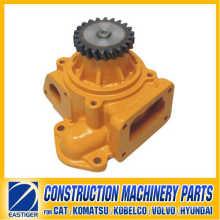 6151-62-1102 Pompe à eau S6d125e Komatsu Machines de construction Pièces de moteur