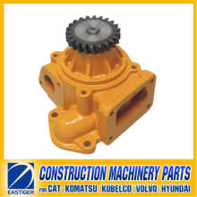 6151-62-1102 Water Pump S6d125e  Komatsu Construction Machinery Engine Parts
