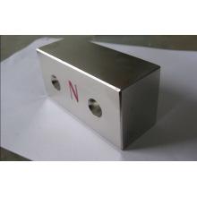 Сильный магнит N40sh Магнитный постоянный NdFeB