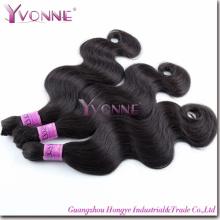 Бразильское большое часть человеческих волос Remy (НТ2-БГ-BH3A-БВ)