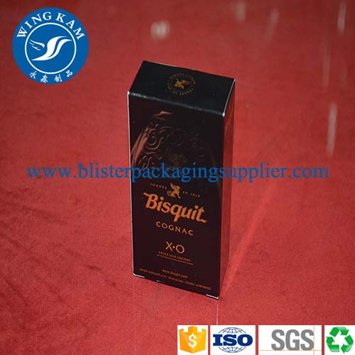 High quality cigarette paper box packaging