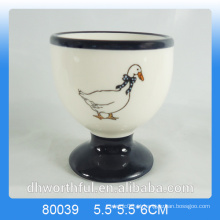 Alta qualidade animal decalque ovo Egg Cup