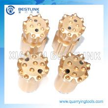 Фабрики Китая кнопки t51 бит для черным камнем
