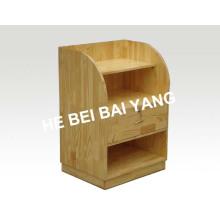 C-93 Качественный деревянный прикроватный шкаф для больниц