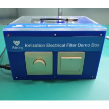 Airdog IEF Air Purification Demonstrator Ionization Electrical Filter Demo Box