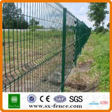 recinzione in rete metallica rivestita in pvc di alta qualità