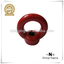 Bau Material DIN 582 Auge Mutter China Hardware-Lieferant