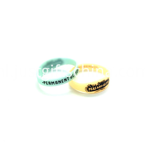 Promotional Figured Printed Silicone Wristbands-180122mm3