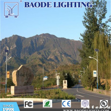 7m Octagonal & Round Lighting Pole