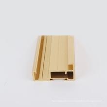 beautiful design good quality aluminum profile for brush anodized