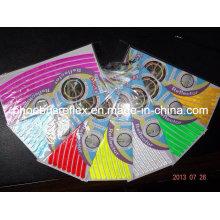 21.3cm X 10.8cm Reflective Bike Tyre Stickers