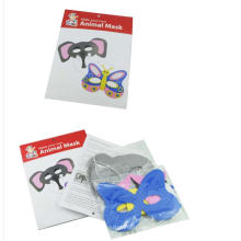 kid diy eva maske, geschenk und handwerk, kinder handgemachte maske.make your own mask