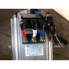 прямой привод электрического двигателя автомобиля