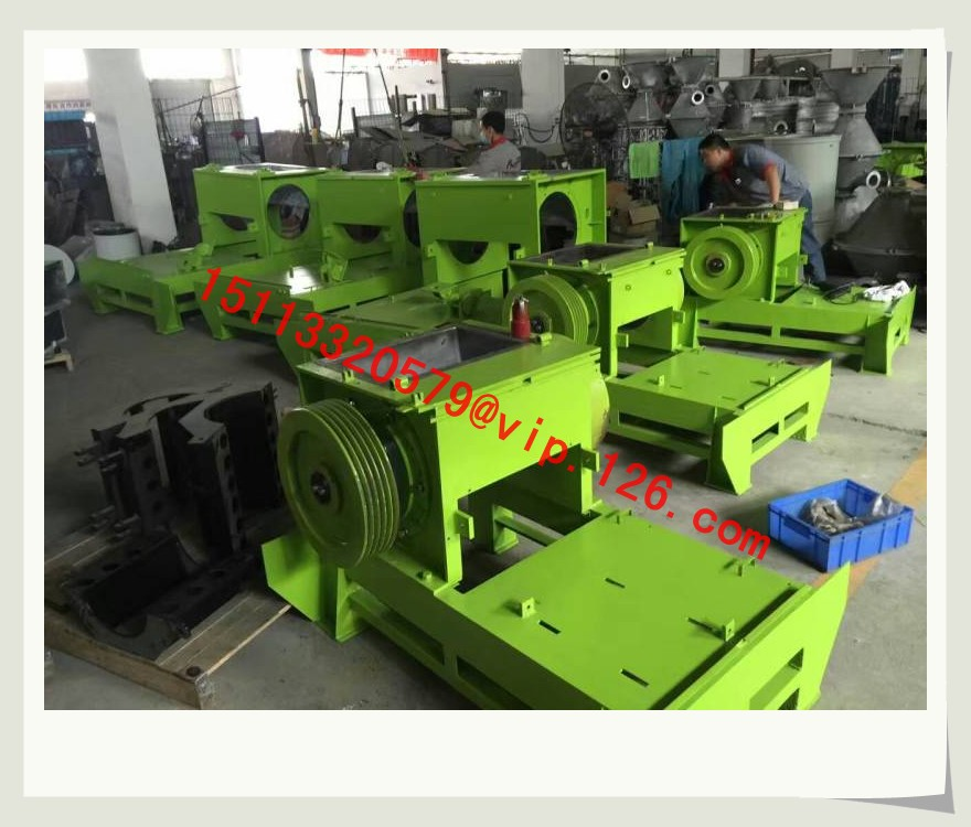 plastic crusher under production c
