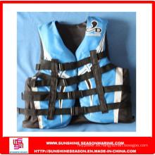 Alta calidad vida Jaket, chaleco salvavidas, dispositivo Personal de flotación, chaleco salvavidas (LJ-03)