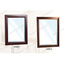 Neuer Plastikwandspiegel für Badezimmer-Dekoration