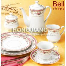 Ensemble de thé en porcelaine 24PCS (2291 #)