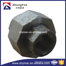 market union company ss304 ss316l stainless steel pipe fitting union