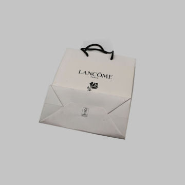 Custom Fashion New Handle Coated Paper Bag