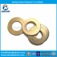 Hot Sale Stock Carbon Steel DIN125 Zinc Plated Flat Washers