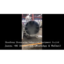 Large Capacity Steam Sterilization Autoclave For Canned Tuna