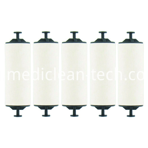 Zebra 105999-807 Adhesive Cleaning Rollers For ZXP Series 8 & Series 9