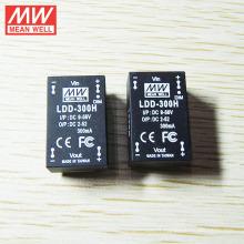 MEAN WELL DC-DC Courant constant LED Driver 9-56VDC Entrée 300mA 2-52V Sortie CE et FCC LDD-300H
