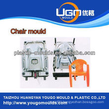 high quality good design plastic interchangale back arm chair mould/beach chair mould/garden chair mould
