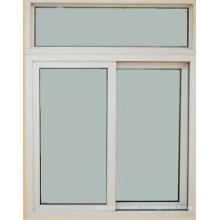 Fenêtres coulissantes en aluminium à rupture thermique