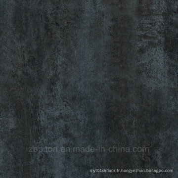 Plancher stratifié ignifuge de vinyle de PVC