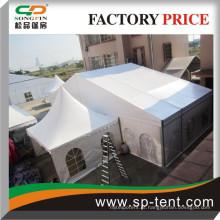 Nova chegada fabricante de tendas da China dupla pele com entrada Canopy
